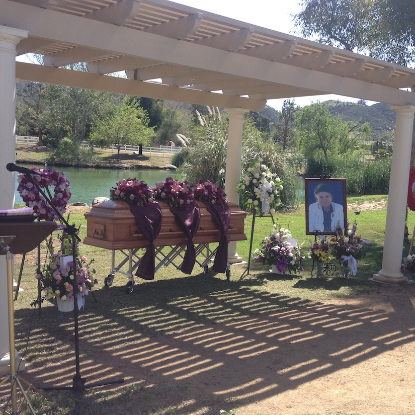 celebration of life- memorial service